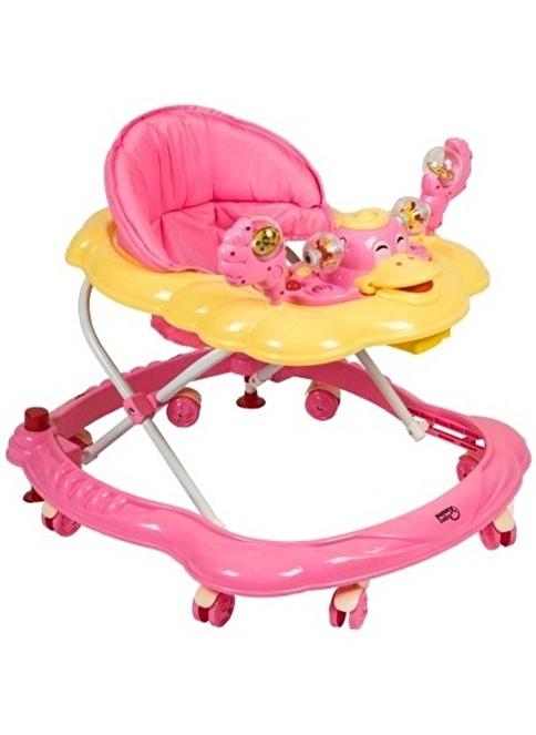 Sunny Baby Sunny Baby 1813 Vak Vak Yürüteç  Pembe